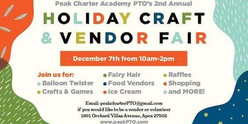 Holiday Craft and Vendor fair