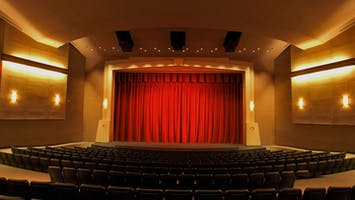 Live Events at the Webb Center