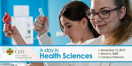 A DAY IN HEALTH SCIENCES entradas