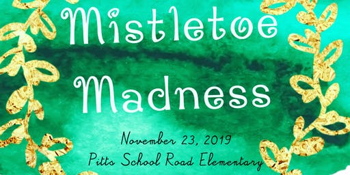 Mistletoe Madness- Vendors Wanted!
