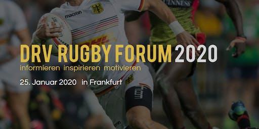 3.DRV Rugby-Forum 2020