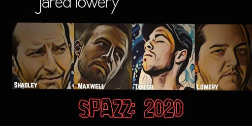 Jared Lowery Group: Spazz 2020
