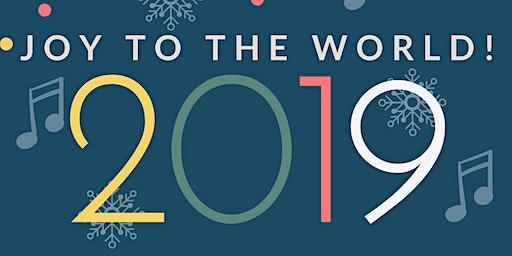 Joy To The World! 2019