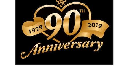 Castlebar Scouts 90th Birthday Bash tickets
