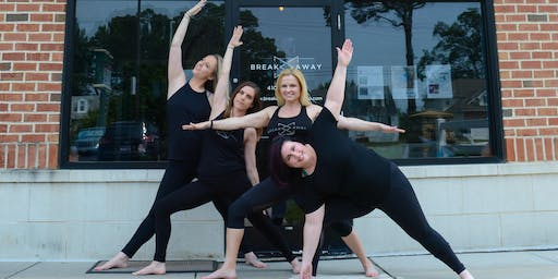 Bends & Brews with BreakAway Yoga & Pooles Island Brewing Company