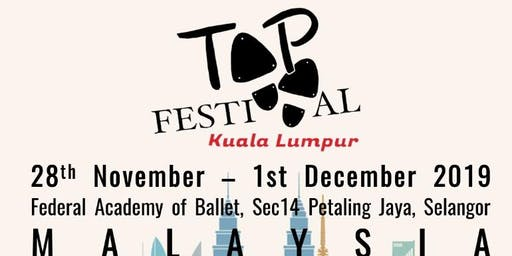 Kuala Lumpur Tap Festival Concert