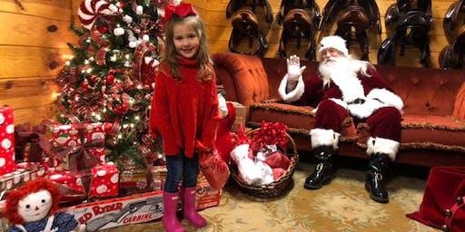 Santa Experience at Triple Diamond Farm