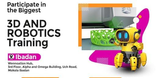 3D & Robotics Training