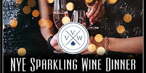 NYE Sparkling Wine Dinner
