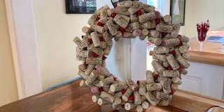 Cork Wreath making class