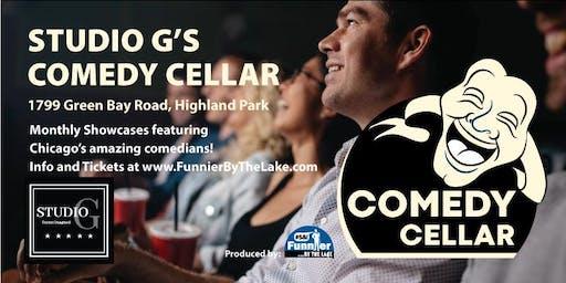 Studio G's Comedy Cellar Stand-up Showcase