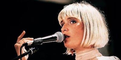 Molly Hocking  live at St Ives Arts Club