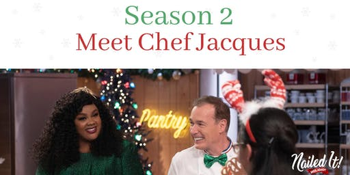 Dumbo Location - Nailed it! Holiday! Season 2 Meet Chef Jacques