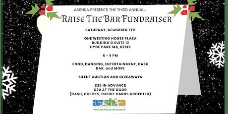 Raise the Bar Fundraiser 2019 tickets