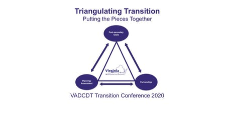 VADCDT 2020 State Transition Conference tickets