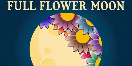 Full   Flower Moon Paddle Party (SUP and Kayak) tickets