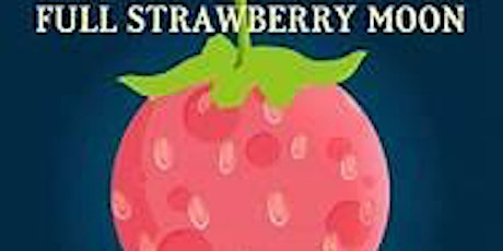 Full Strawberry Moon Paddle Party (SUP and Kayak) tickets