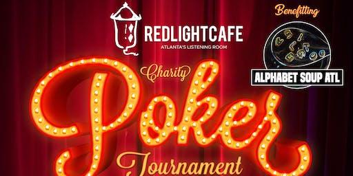 RLC Charity Poker Tournament benefitting Alphabet Soup Atlanta