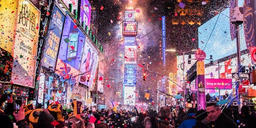New York - New York - Glittering New Years Celebrations