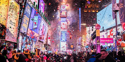 New York - New York - Glittering New Years Celebrations