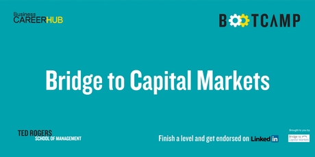 Bridge to Capital Markets: Day 2 tickets