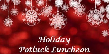 InfraGard Quarterly Meeting & Holiday Potluck Luncheon tickets