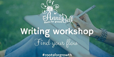 Writing workshop - find your flow tickets