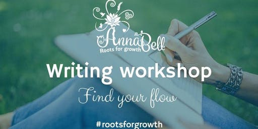 Writing workshop - find your flow