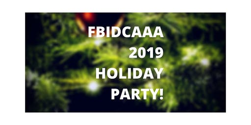 2019 Holiday Party!