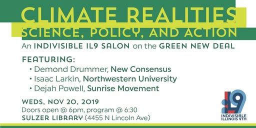 Climate Realities: Science, Policy and Action