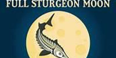 Full Sturgeon Moon Paddle Party (SUP and Kayak)