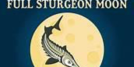 Full Sturgeon Moon Paddle Party (SUP and Kayak) tickets