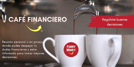 Café Financiero tickets