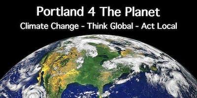Portland Eco Fair and Talk