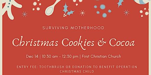 Christmas Cookies & Cocoa