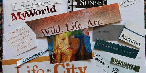Create Your Life Vision-Board Workshop