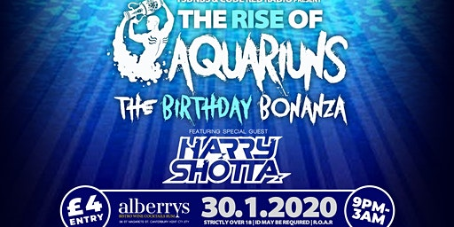 The Rise of Aquariuns