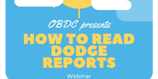 OBDC- How to Read Dodge Reports