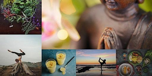 Winter Solstice Ceremonial Nourishment: Food, Fire & Yoga