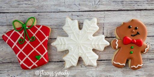 Beginner Christmas Cookie Decorating Class