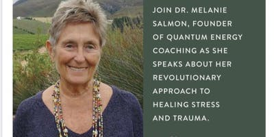 QEC Talk with Dr Melanie Salmon