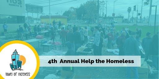 5th Annual Help the Homeless Project
