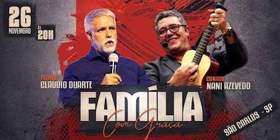 Pr. Claudio Duarte - Família Com Graça / Sao Carlos, SP.