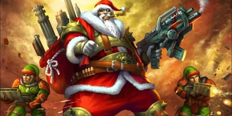 Christmas Chaos (40K Ranked ITC Event) tickets