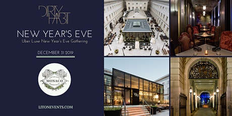 New Year's Eve at Dirty Habit   Open Bar + Champagne Toast + Live DJ tickets