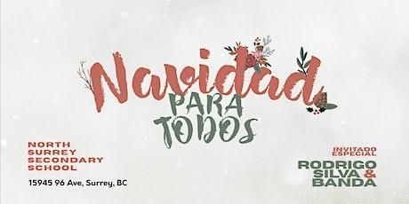 Navidad Para Todos: Concierto con Rodrigo Silva y Banda tickets