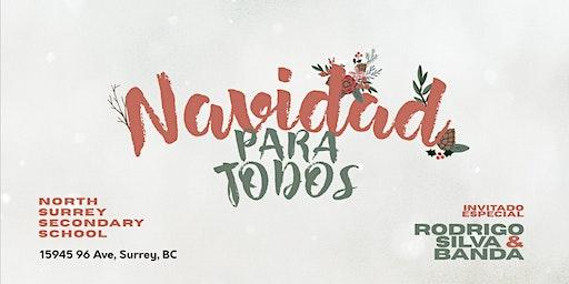 Navidad Para Todos: Concierto con Rodrigo Silva y Banda
