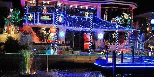 Christmas Light Paddle Party (SUP and Kayak)