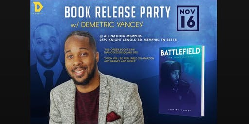 Battlefield Release Party & Book Signing