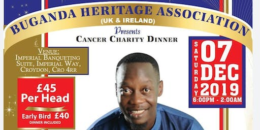 Cancer Charity Dinner